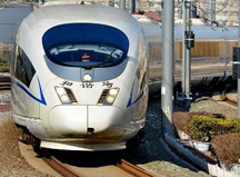 China High-speed Rail Travel